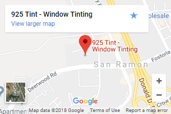 925Tint.com Window Tinting - Google Map