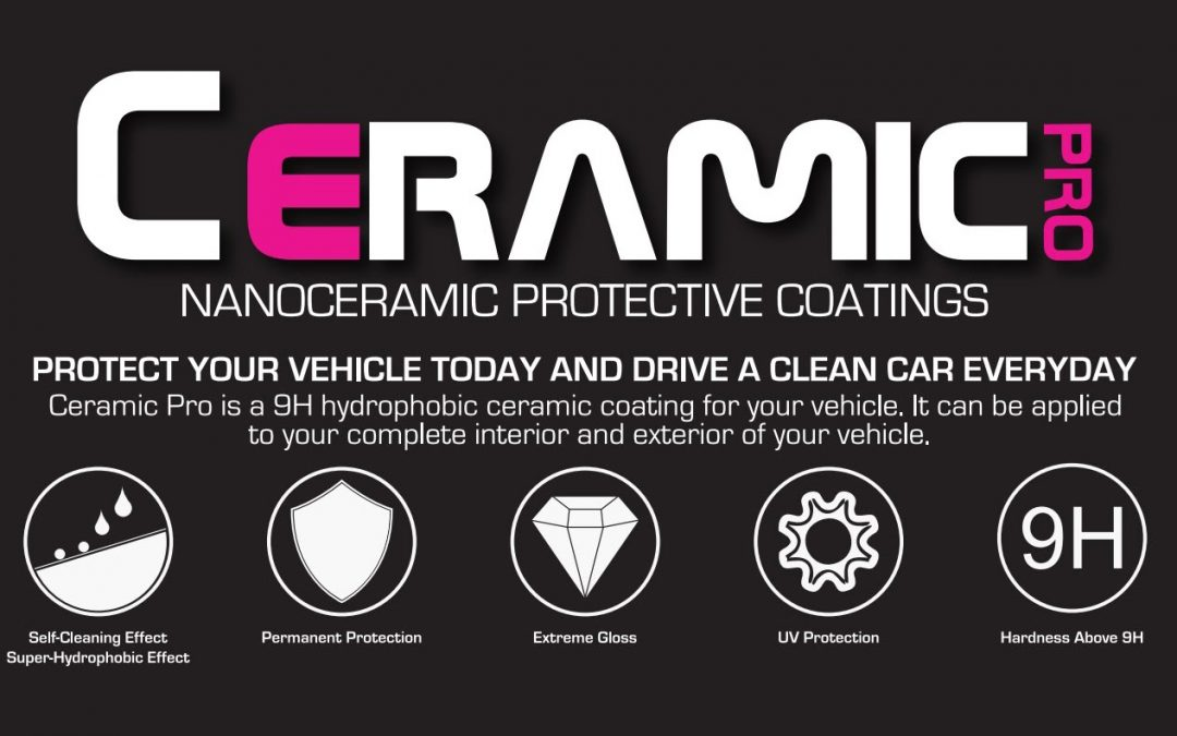 The Benefits of Ceramic Pro