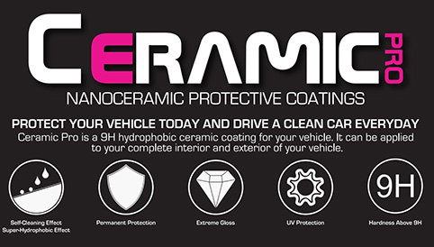 Ceramic Pro Coatings Authorized Dealer San Ramon