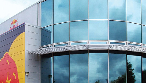 Commercial Building Window Tint Install Professionals