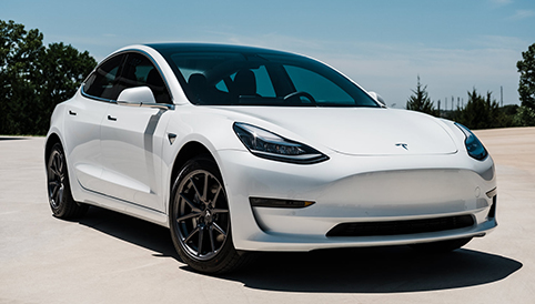 Tesla Model 3 - XPEL Ultimate Paint Protection Film